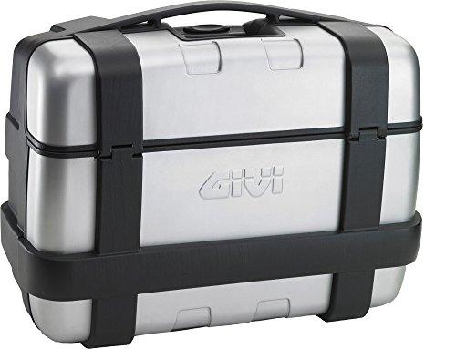 Givi trk33bpack2 trekker 33, set valigie laterali monokey, colore: nero