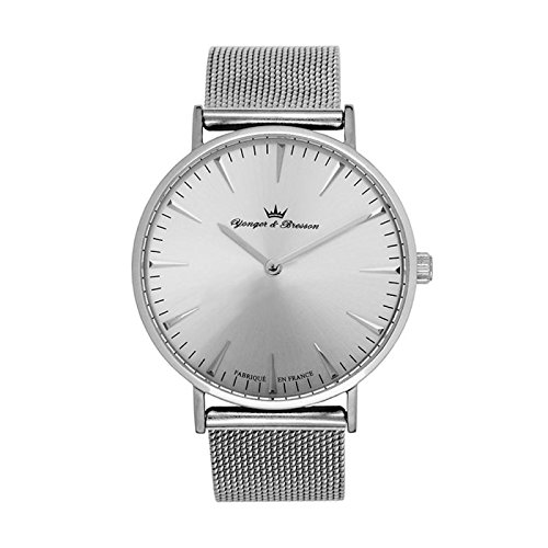 Reloj Yonger & Bresson Mujer Silver–DMC 075/FM