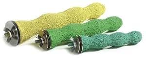 Ruff-n-Tumble Cal-c-Yum Perch, Large, Green