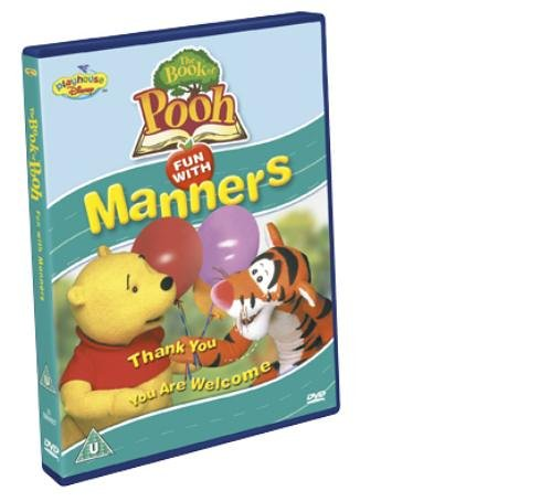 Winnie The Pooh - The Book Of Pooh - Fun With Manners