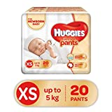 Huggies Ultra Soft Premium Pants XS Diaper (20 Pieces)