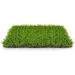 Césped artificial para terrazas, negocios y piscinas EVERT GRASS Home 27mm formato rollo de 1 m ancho x 4 m de largo