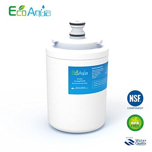 compatible-ukf7003-amana-maytag-jenn-air-fridge-water-filter-ecoaqua-packs-of-1-2-3-and-4-1-by-vyair
