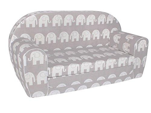 Kinder-Schlafsofa Kindersofa Kindermöbel Komfort mit Stil
