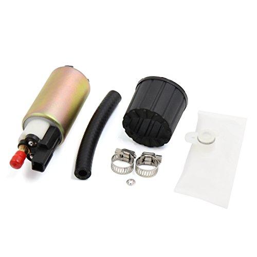 sourcingmap E2157 Elektrische Intank Kraftstoffpumpe mit Montagekit (2003 Kraftstoffpumpe Ford)