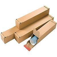 Colompac 225757 - Pack de 10 cajas para tubo de expedición, A2, 430 x 108 x 108 mm