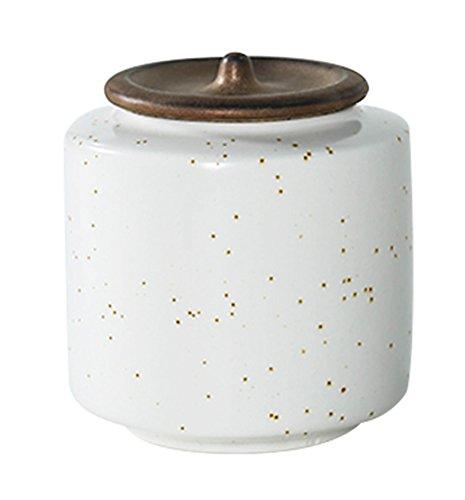Huateng Urnen von Pet Memorial Feuerbestattung Urn Handmade Ceramics Keepsake Medium & Large (Pet Urnen Gravierte)