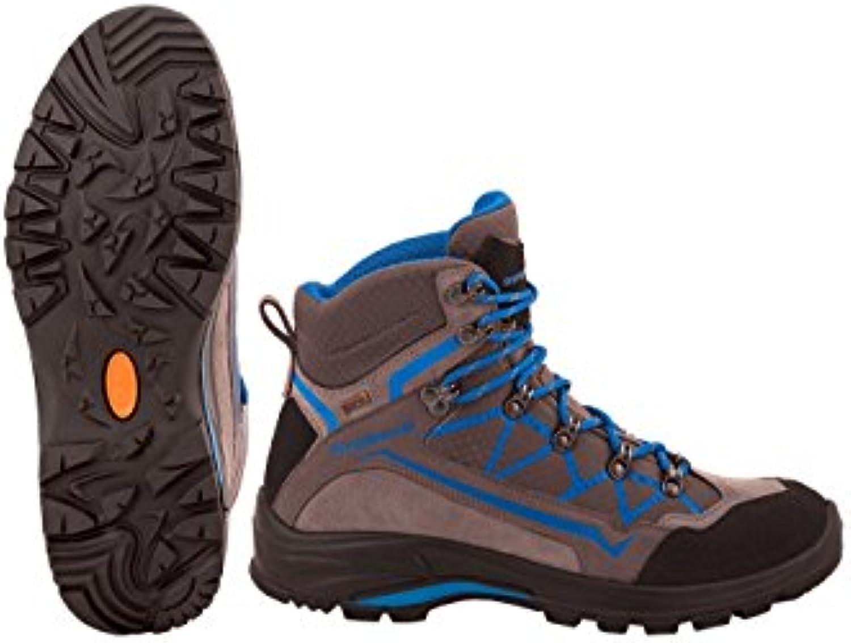 TRANGOWORLD Trango Kalaput 013 Scarponi da Hiking Hiking Hiking da Uomo, Coloreee  Grigio Blu | Credibile Prestazioni  ae4763