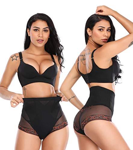 Miss moly guaina mutande contenitive intimo modellante shapewear pancera pancia piatta perizoma dimagrante a vita alta donna underwear