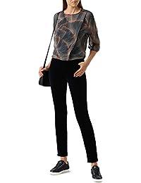 Amazon.fr   Emporio Armani - Pantalons   Femme   Vêtements d22fedaf31a