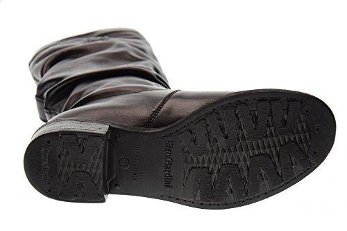 NERO GIARDINI Scarpe Donna Stivali con Tacco A719880D/100 Nero Nero