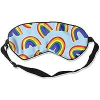 Sleep Eye Mask Rainbow Colorful Lightweight Soft Blindfold Adjustable Head Strap Eyeshade Travel Eyepatch E3 preisvergleich bei billige-tabletten.eu