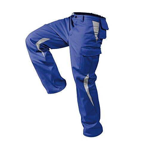 Kübler pantalon de travail 2346 Bleu Bleuet/Gris