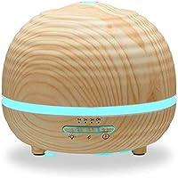 300ml Aroma Diffuser Ultraschall Luftbefeuchter Öl Düfte Humidifier Kalten Nebel Duftzerstäuber Mit 7 LED Farbwechsel... preisvergleich bei billige-tabletten.eu