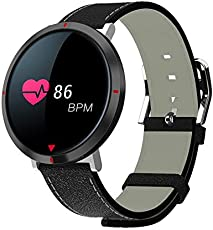 OPTA SB-043 VIVO-OFIT BAND HD Color Display Bluetooth Fitness Smartwatch | Multi-Sport Mode & All-in-One Activity Tracker | Blood Pressure| Heart Rate | Sleep Monitor | smart band compatible with Android / IOS Smart phones for Men Women Teens