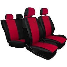 X.R-RD Universal Fundas de asientos compatible con PEUGEOT 305 306 307 308