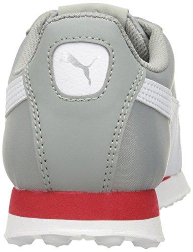 Puma Turin Hommes Synthétique Chaussure de Course Limestone/Puma White
