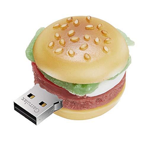 Garrulax pendrive, usb chiavette 8gb / 16gb / 32gb premium impermeabile in silicone ad alta velocità usb 2.0 dati, unità di memoria flash penna disk pen drive