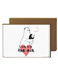 Love In Air Credit Card Wallet By Robobull