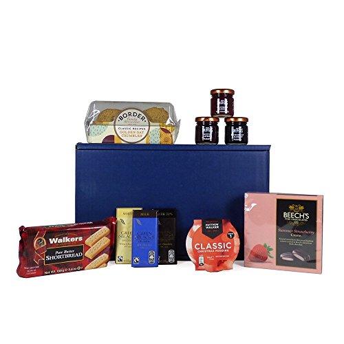 Süße Leckereien Geschenkbox - Geschenkidee Zum Geburtstag, Als Danke Schön, Muttertag, Vatertag, Gute Besserung