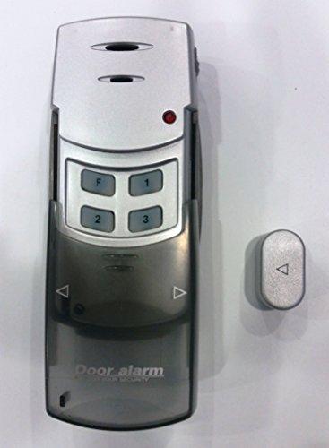 """Preisvergleich Produktbild Mini Alarm für Fenster mit magnetischem Sensor mit Taste """"COMBINAZIONE"""" ideal für CASA,  Camper,  Barca,  Auto ECC"""