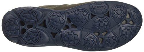 Geox Herren U Nebula B Sneaker Braun (taupe / Dk Avio)