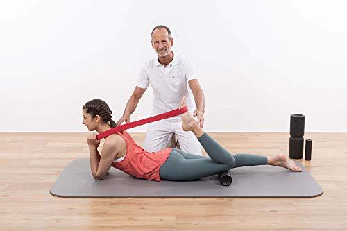 Liebscher & Bracht Schlaufe, erleichtert Übungen zur Engpassdehnung, für eine effiziente Schmerztherapie zusammen mit Yoga und Faszien-Training - 2