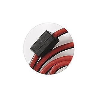 JBM 51363 Juego de cables de arranque cables de arranque con clip de cobre juego de diam. 35 mm2 x 3 m de largo