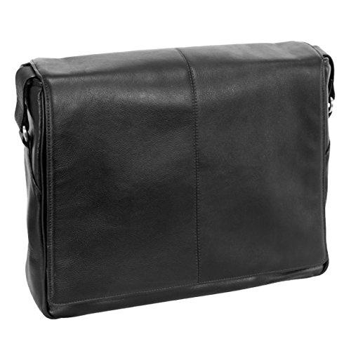 siamod-san-francesco-45355-black-leather-messenger-bag