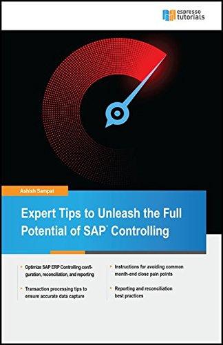 Preisvergleich Produktbild Expert tips to Unleash the Full Potential of SAP Controlling