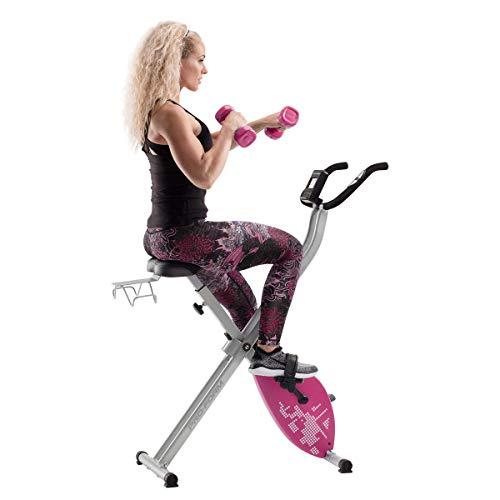 CADENCE. Proform Unisex X-Bike Elite Pink