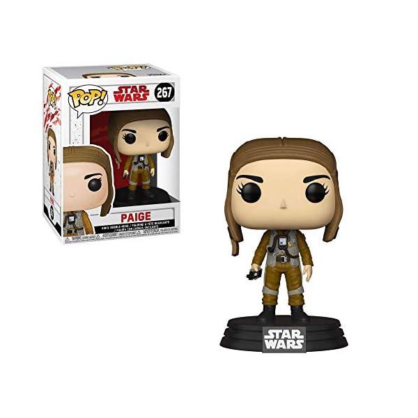 Funko Pop Paige (Star Wars 267) Funko Pop Star Wars