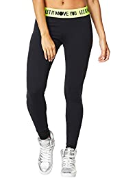 Zumba Fitness Let It Move You Legging Femme