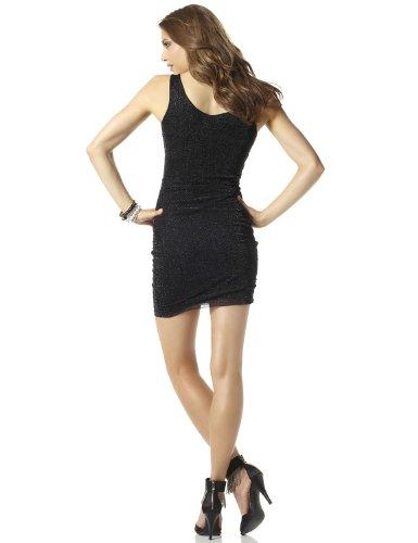 Laura Scott -  Vestito  - Collo a U  - Senza maniche  - Donna Grigio