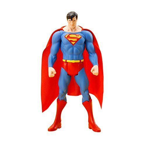 dc-comics-superhero-statue-8-inch-superman-retro-artfx-collectable-toy-figure
