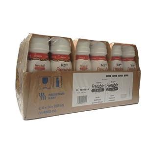 Fresubin 2kcal/fibre DRINK Mischkarton / 6 leckere Geschmacksrichtungen – Trinknahrung – 24 EasyDrinks