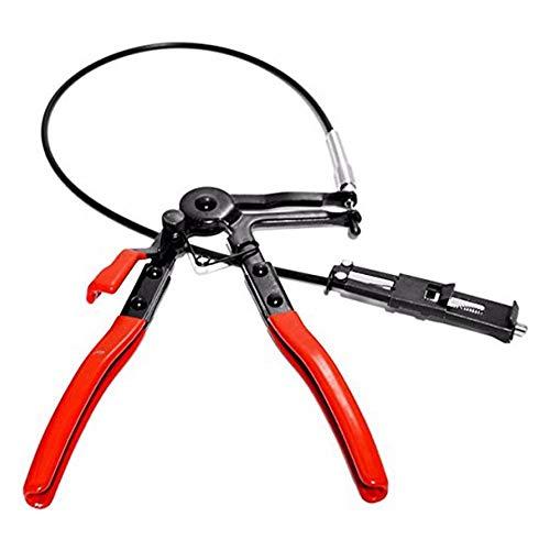 Outil de véhicule Type de câble Fil Souple Long Reach Pince de Serrage pour Moto Auto réparation Outil d'extraction de Colliers de Serrage