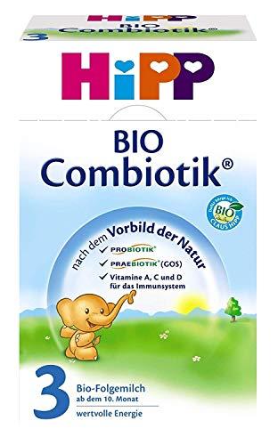 Hipp Orgánico Combiotik 3 leche de continuación