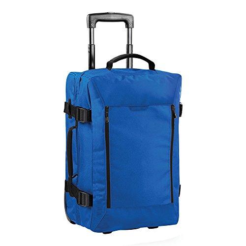 Bagbase Escape - Valise à roulettes cabine (40 litres) (Taille unique) (Bleu saphir)