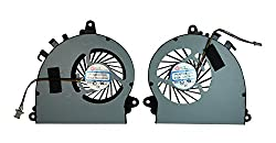 Msi Gaming Gs70, Msi Gaming Gs72 Stealth Pro Compatible Laptop Fan (Pair)