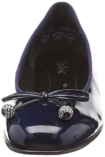 Gabor Shoes Fashion, Ballerine Donna Blu (marine 76)