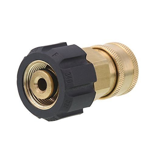 Tool Daily Quick Connect Socket for Pressure Washer Gun and...