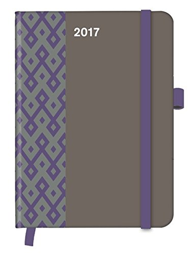 2017 Stone - Diary - teNeues Cool Diary - Weekly 16 x 22 cm por teNeues