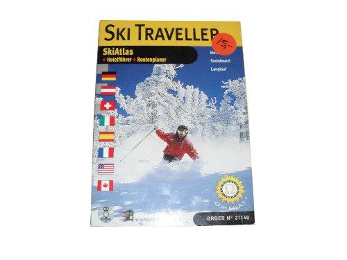 Ski Traveller (Ski Atlas+ Hotelführer+ Routenplaner)