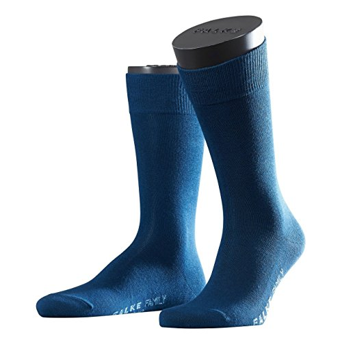Preisvergleich Produktbild Falke Herren Socken Family 3er Pack, Größe:43-46;Farbe:Royal Blue (6000)
