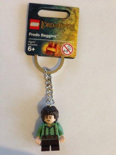 der Ringe: Frodo Baggins / Beutlin Schlüsselanhänger ()