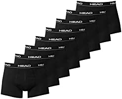 HEAD Men Boxershort 841001001 Basic Boxer 8er Pack