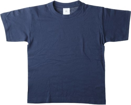 BCTK300 T-Shirt Exact 150 / Kids Navy