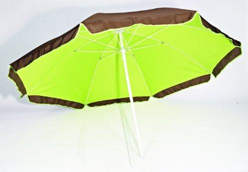 Sans Marque - Parasol Double Protection Anti-uv - 200 Cm