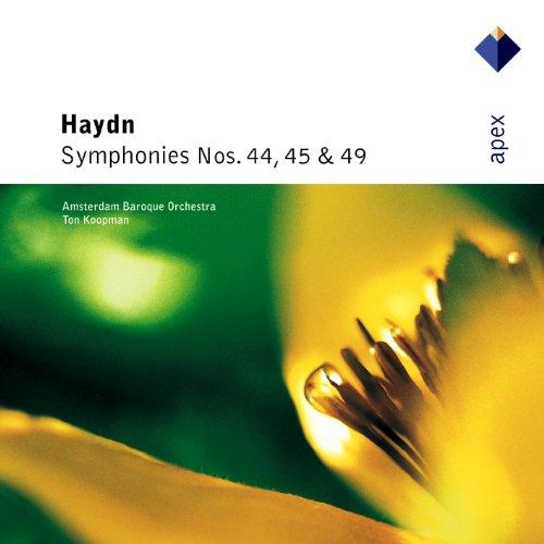 Haydn : Symphonies Nos 44, 45 & 49 - Apex